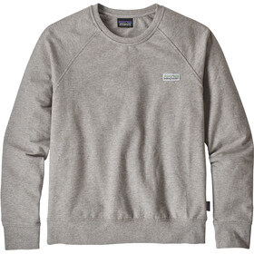 Patagonia Pastel P-6 Label Ahnya Bluza z długim rękawem Kobiety, drifter grey